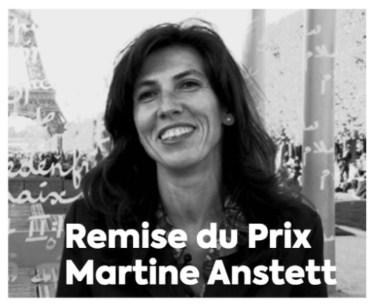 Prix 2018 Association Prix Martine Anstett